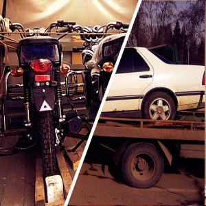 перевозка транспорта фото