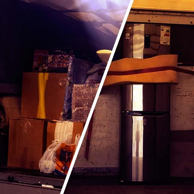 грузовой перевозка холодильник